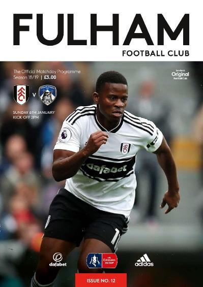 Fulham FC  07 January (2019)