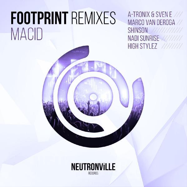 Macid   Footprint Remixes  (2018)