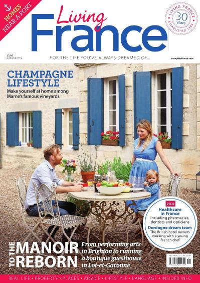 Living France  September (2019)
