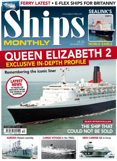 Ships Monthly  December (2017)