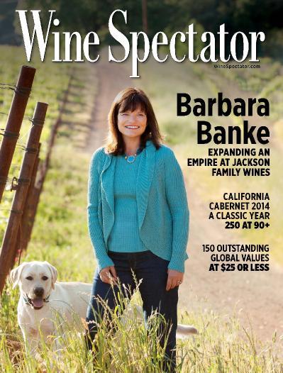 Wine Spectator  November (2017)