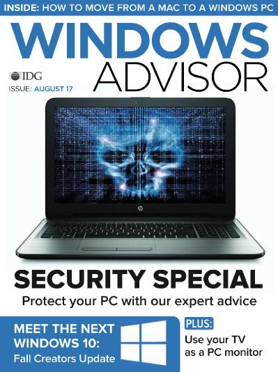 Windows Advisor  Issue 2  August (2017)