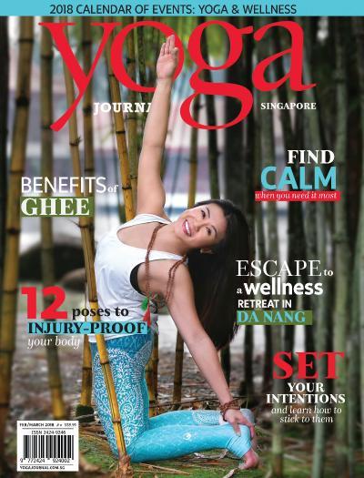 Yoga Journal Singapore  February 09 (2018)