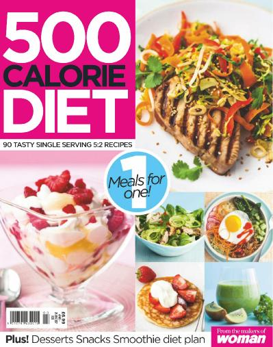500 Calorie  Issue 3 (2017)