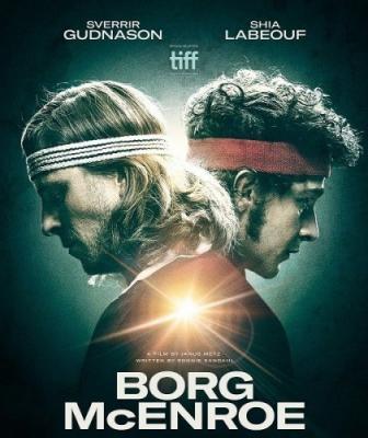 Борг/Макинрой / Borg McEnroe (2017) BDRip 720p | iTunes