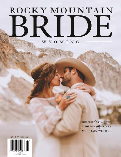 Rocky Mountain Bride Wyoming (2018)