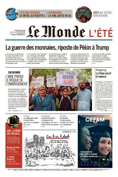 MondeLe   2019 08 07