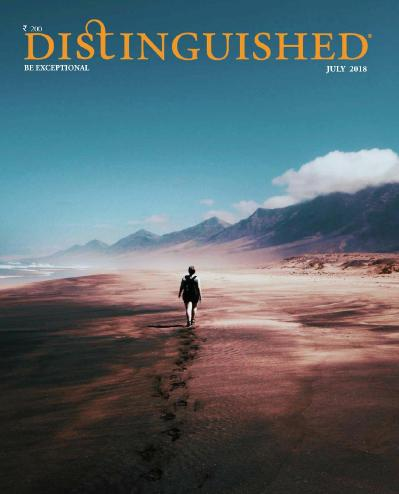 Distinguished   August (2018)