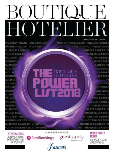 Boutique Hotelier  April (2018)