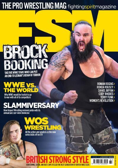 Fighting Spirit Magazine  August (2018)