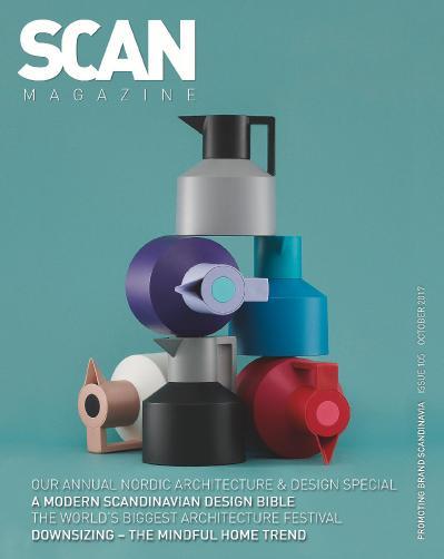 Scan Magazine  October (2017)