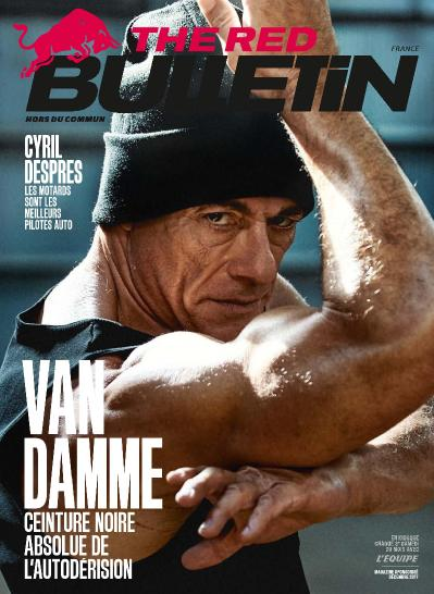 The Red Bulletin France  D 2! cembre (2017)