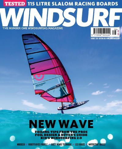 Windsurf  Issue 368  August (2017)