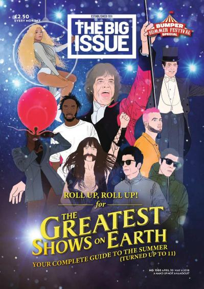 The Big Issue   April 30 (2018)
