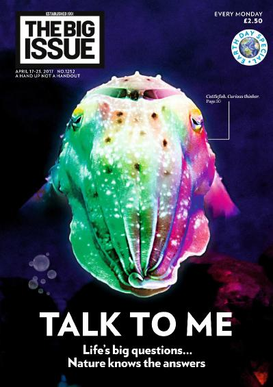 The Big Issue  April 17 (2017)
