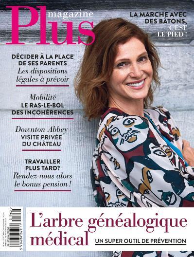 Plus Magazine N 362  Septembre (2019)