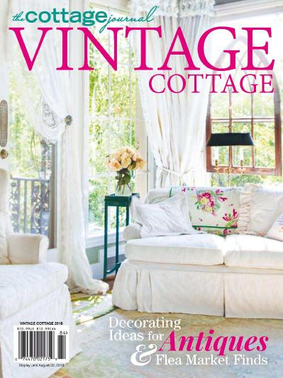 The Cottage Journal   August (2018)