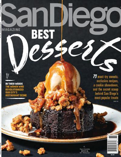 San Diego Magazine  November (2018)