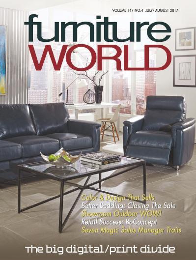 Furniture World  July August (2017)