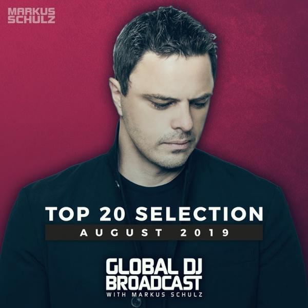 VA Global DJ Broadcast Top 20 August (2019)  (2019)