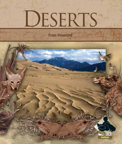 Deserts (Habitats)