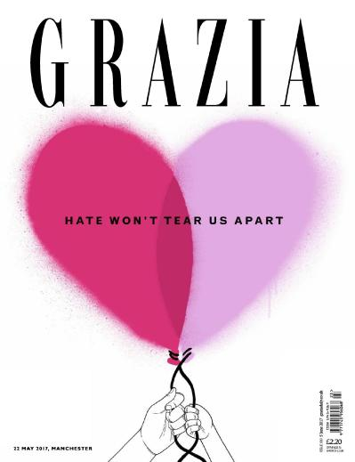 Grazia UK  Issue 630  5 June (2017)