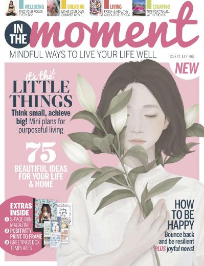 In The Moment  Issue 1  July (2017)