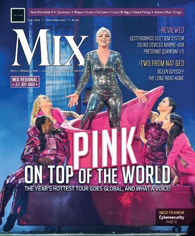 Mix Magazine   July (2018)