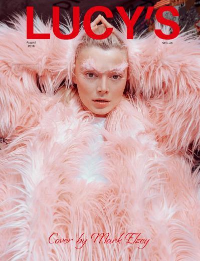 Lucy ' s Magazine   August (2019)