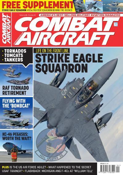 Combat Aircraft   April (2019)