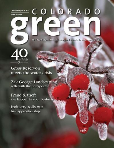 Colorado Green   January February (2019)