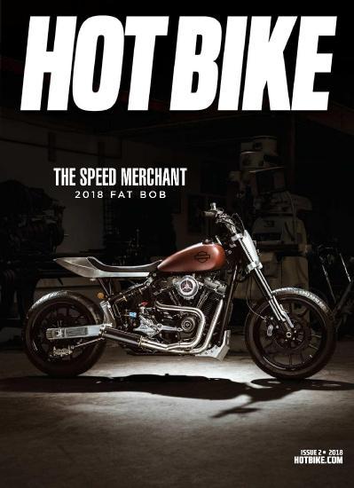 Hot Bike   April (2018)