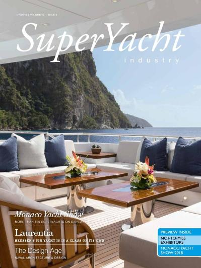 SuperYacht Industry   Vol 13 Issue 3 (2018)