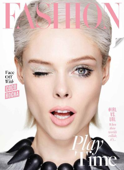 Fashion Magazine - April (2017)