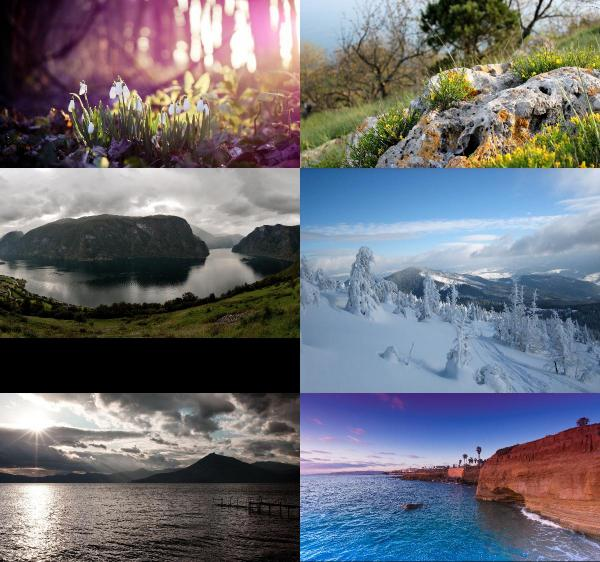 Amazing Nature Wallpapers {Pack 211}