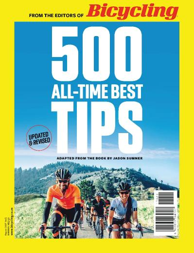 Bicycling South Africa  500 All-Time Best Tips (2017)