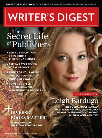 Writer s Digest  March (2018)