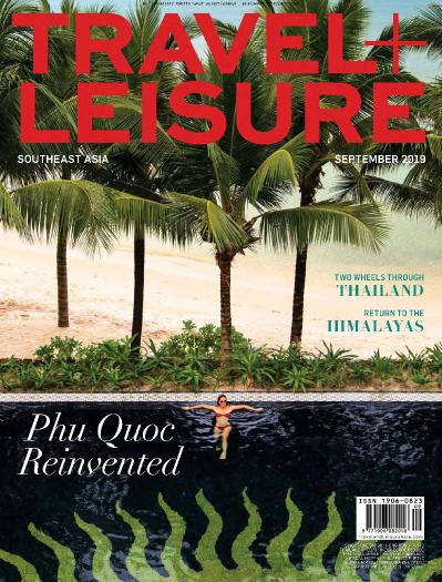 Travel  Leisure Asia - 09 (2019)