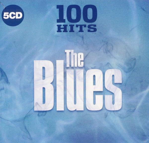 VA   100 Hits The Blues 5CD (2019)