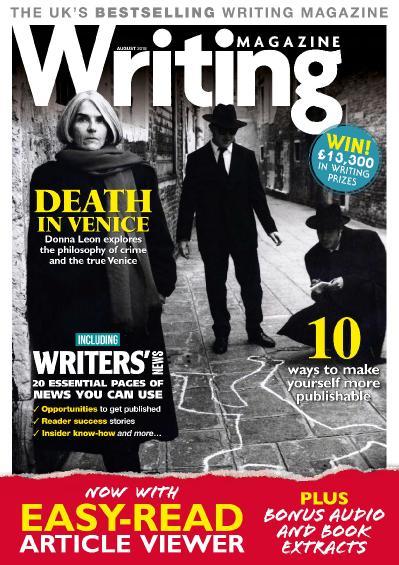 Writing Magazine  August (2018)
