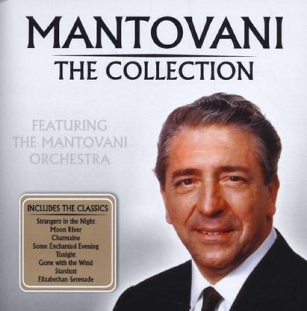 Mantovani Collection - 66 Tracks - incl Some Lesser Known Tracks -  4CDs