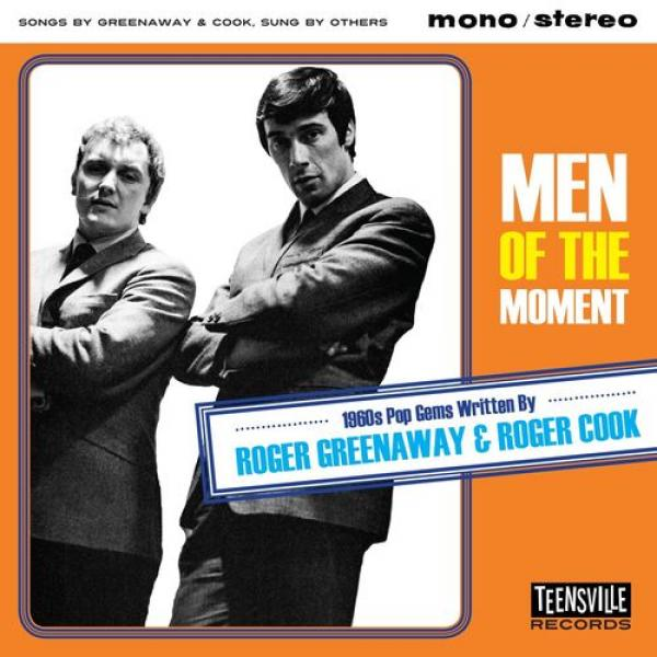 Men Of The Moment (1960s Pop Gems Written by Roger Greenaway & Roger Cook) (2019)