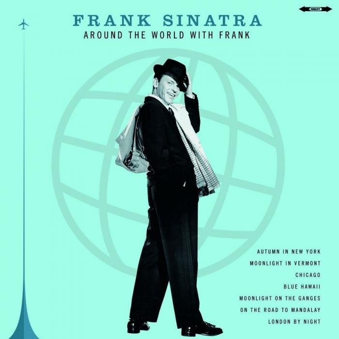 Frank Sinatra - Around the World with Frank (2019)