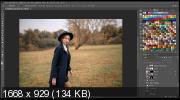Текстуры в Photoshop. Как из простого фото сделать сказку (2019) HDRip