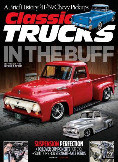 Classic Trucks - October (2018)