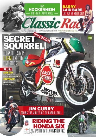 Classic Racer  November-December (2017)