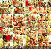 FullyClothedPissing/Tainster - Tatiana Milovani - Party People Bring The Fully Clothed Piss! (SD/540p/512 MB)