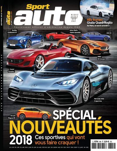 Sport Auto  Octobre (2017)