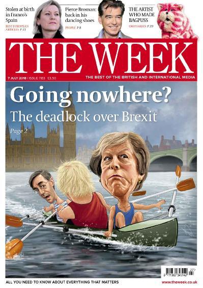 The Week UK  07 July (2018)