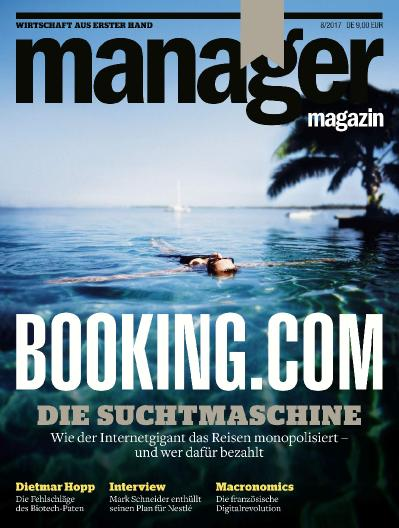 Manager Magazin  August (2017)